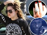 Chance of a reconciliation? Khloe Kardashian and Lamar Odom spotted still wearing their wedding rings just days after he moves out
