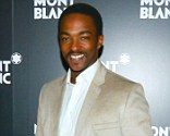 Arrested: Actor Anthony Mackie was reportedly booked for drunk driving by police in New York city on Saturday morning