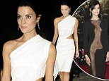 Actress Jaimie Alexander at Chateau Marmont