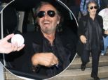 He's just like fine wine! Ultra smooth Al Pacino is an undeniable stud... as he's asked to sign a baseball