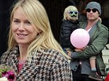 Naomi Watts and Liev Schreiber enjoy day out with sons