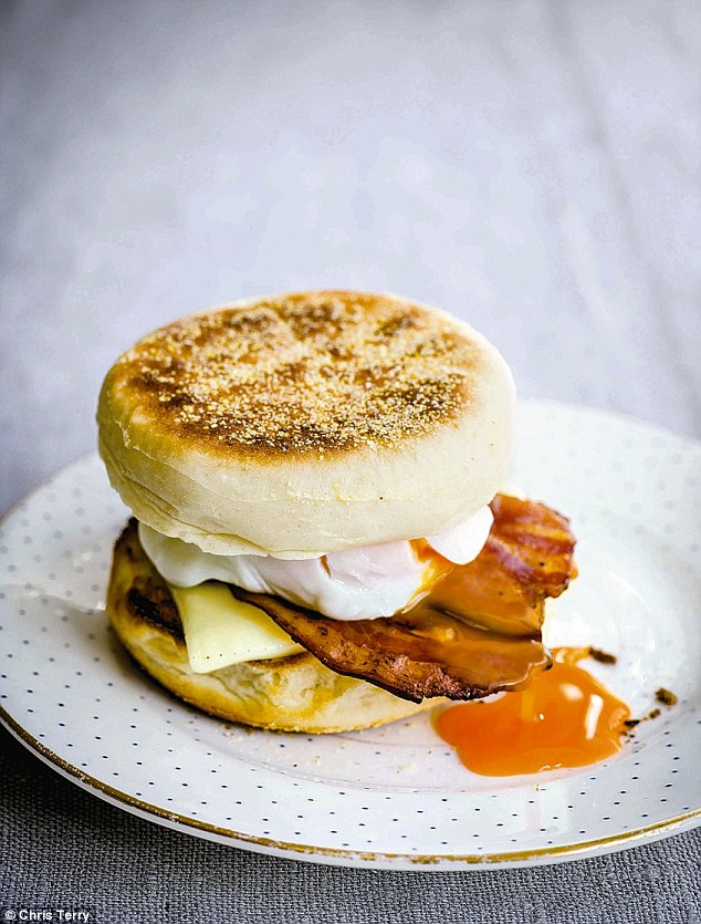 Crowd pleasers! English muffins