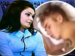'What do you think?' Tati Neves opens up about spending the night with Justin Bieber but plays coy when asked if they had sex