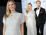 'I eat lots of Chinese food!' Drew Barrymore reveals her pregnancy craving is for 'pan fried noodles'