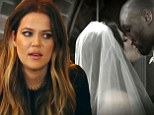 Tearful Khloe admits she's ready to 'step away' from Lamar Odom in season finale of Keeping Up With The Kardashians