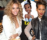 Well she is Queen B: Beyoncé 'refused to audition' for lead in Disney's Princess And The Frog... while Alicia Keys tried out THREE times