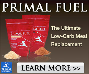 Primal Fuel - Ultimate Low-Carb Meal Replacement