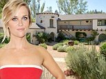 Reese Witherspoon finally finds buyer for Ojai estate where she wed Jim Toth after slashing the price by over $4m
