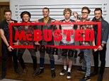 It's McBusted! McFly and Busted announced on Monday that they have teamed up for a new super-group tour of the UK next year