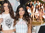 Looks can be deceiving: Kendall and Kylie Jenner revealed that its tough growing up in the spotlight