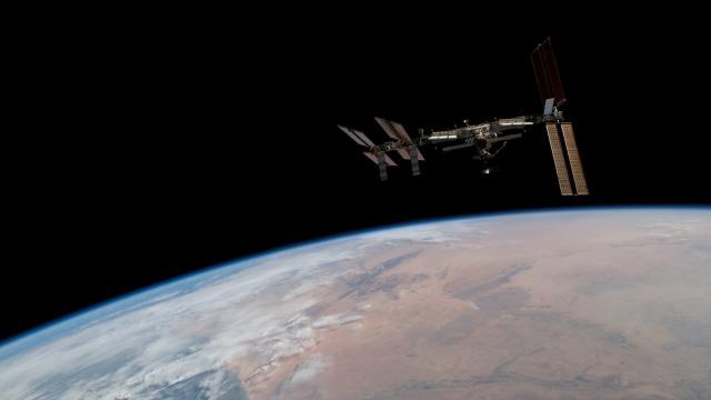 Ekspert: Rosjanie zainfekowali stację kosmiczną wirusem