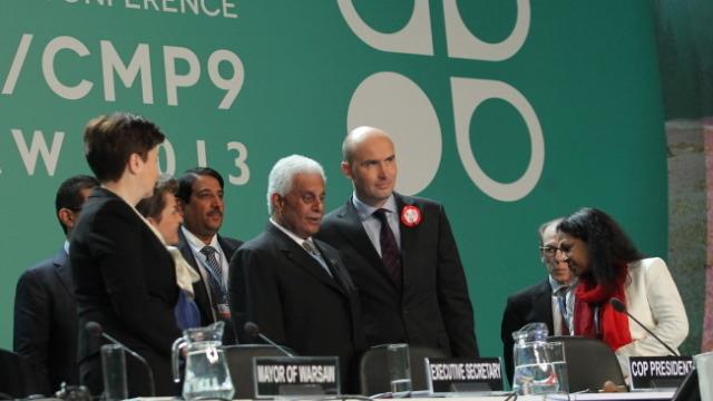 Szczyt klimatyczny rozpoczęty.  Korolec: przed nami wielkie wyzwanie