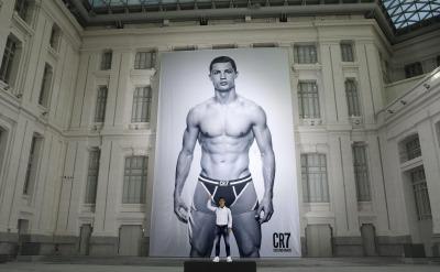 Ronaldo w bieliźnie