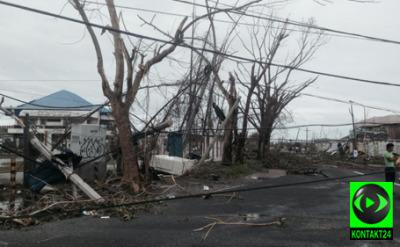 Spustoszone Filipiny