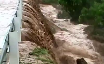 Peru pod wodą