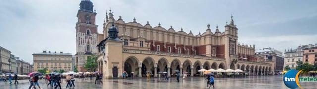 Prognoza pogody na środę: deszczowy front przetoczy się nad Polską