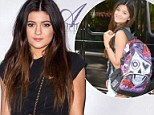 'I do like three to four hours of school work a day': Kylie Jenner, 16, admits she spends most her time earning money, not reading books