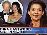 Dina Eastwood 'to resume anchoring the news' at her former TV station following split from husband Clint