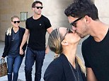 'I am not pregnant!': Kaley Cuoco denies she's expecting after quickie engagement to Ryan Sweeting