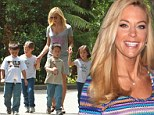 Critical reviews: Kate Gosselin, shown in September in New York City, has received mixed reviews over her new cookbook