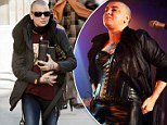 Nothing Compares To Her! Sinead O'Connor is a shinier, happier and slimmer version of her troubled old self as she enjoys New York