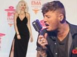 James Arthur takes aim at Rita Ora in a bizarre radio rap