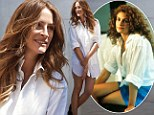Richard Gere called, he wants his shirt back! Julia Roberts recycles Pretty Woman look 23 years on...