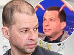 'My hair is an elaborate illusion:' Jon Cryer admits he's almost bald and explains the process he goes through to hide it
