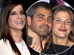 'She calls every night, drunk': George Clooney takes a hilarious jab at Sandra Bullock after she remarks she would never date her pal of 25 years