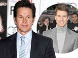 'You don't do what these guys did': Mark Wahlberg slams actors who compare themselves to soldiers... but denies he was talking about Tom Cruise