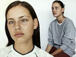 Wearing just a jumper and no makeup, most wouldn't dare leave the house, but Moffy looks amazing