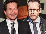 From $10m a movie to $7.25 an hour: Mark Wahlberg to cook up fast food with brother Donnie for new A&E reality show Wahlburgers