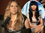 'It was like going to work in Hell!' Mariah Carey declares she 'hated' her time on American Idol and labels Nicki Minaj 'Satan'