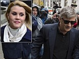 Alec Baldwin's alleged stalker branded him a liar today in court as she claimed she was involved in a sexual relationship with him.