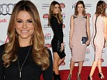 Maria Menounos and Rhea Durham bring a dose of femininity in fitted frocks to premiere of war film Lone Survivor