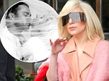 She's no Lady! Gaga reveals she would be 'open to a threesome' with beau Taylor Kinney on Howard Stern Show