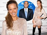 Anything to tell us? Petra Nemcova hosts bridal event as relationship with Prime Minister of Haiti Laurent Lamothe hots up
