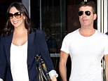 Simon Cowell 'must stay away from Lauren Silverman's son, aged seven, for one year or else she'll be fined $50,000'