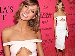 Model Karlie Kloss attends the 2013 Victoria's Secret Fashion after party at TAO Downtown on November 13, 2013 in New York City
