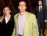 Sex photos: Nicolas Cage, shown earlier this month in Austria, is shown in stolen sex photos that belonged to his ex-girlfriend Christina Fulton
