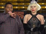 'I've been envisioning this since I was 4 AND 3/4rs!' New Saturday Night Live promo reveals Lady Gaga is set to fulfil long-held dream of hosting