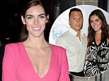 Victoria's Secret model Hilary Rhoda 'is engaged to former Rangers hockey player Sean Avery'