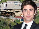 Back on the wagon? Zac Efron broke his jaw after 'slipping in front of his home over the weekend'