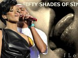 New Fifty Shades Of Grey fan fiction based on Rihanna and Chris Brown's abusive relationship sparks outrage
