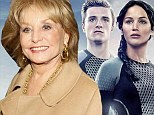 Barbara Walters, 82, 'caused a scene when she talked loudly to her FOUR assistants during entire Hunger Games: Catching Fire screening'