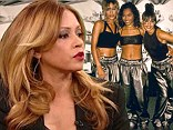 Defended herself: Pebbles Reid told her side of the story on Wednesday as she discussed TLC and the recent biopic on The Wendy Williams Show