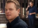 It's alright for some! Matt Damon earns a cool $3million to star in 20 second Nespresso commercial