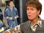Is that a wig, Cliff? Veteran star insists he's still cool as BBC viewers question odd hairstyle