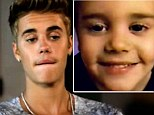 'You could be the next train-wreck': Director confronts Justin Bieber in trailer for new film... and looks back at where it all began before hookers and drug claims