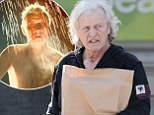 Rutger Hauer goes grocery shopping in Los Angeles on Thursday